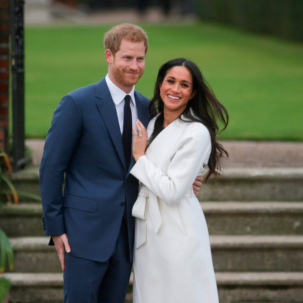 Harry and Meghan to make shows with Netflix