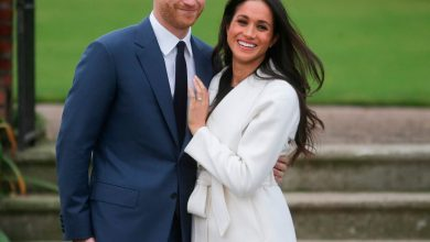 Photo of Harry and Meghan to make shows with Netflix