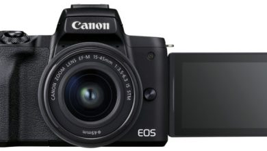 Photo of Canon announces 24.1-megapixel EOS M50 Mark II mirrorless camera